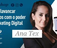 Brasília recebe palestra de marketing digital com Ana Tex | Projeto Elevate