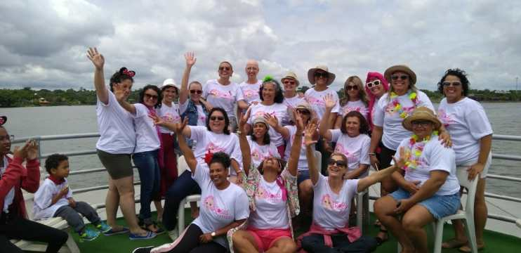 """Grupo Rosas do Cerrado: """"Nos perguntam qual é o nosso objetivo principal quando aparecemos na mídia?"""""""