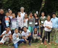 Cidade Ocidental em parceria com IBAMA promovem projeto sobre preservação ambiental