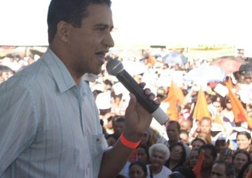 Liderança política de Samambaia, Risomar Carvalho e o governo Ibaneis