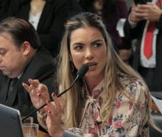 Comissão realiza debate de ministros sobre verba da Petrobras, a pedido de Paula Belmonte