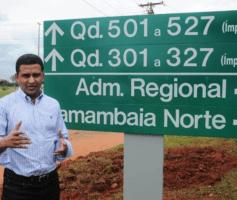 Uma das maiores lideranças políticas de Samambaia DF, Risomar Carvalho, é oficialmente do PTB