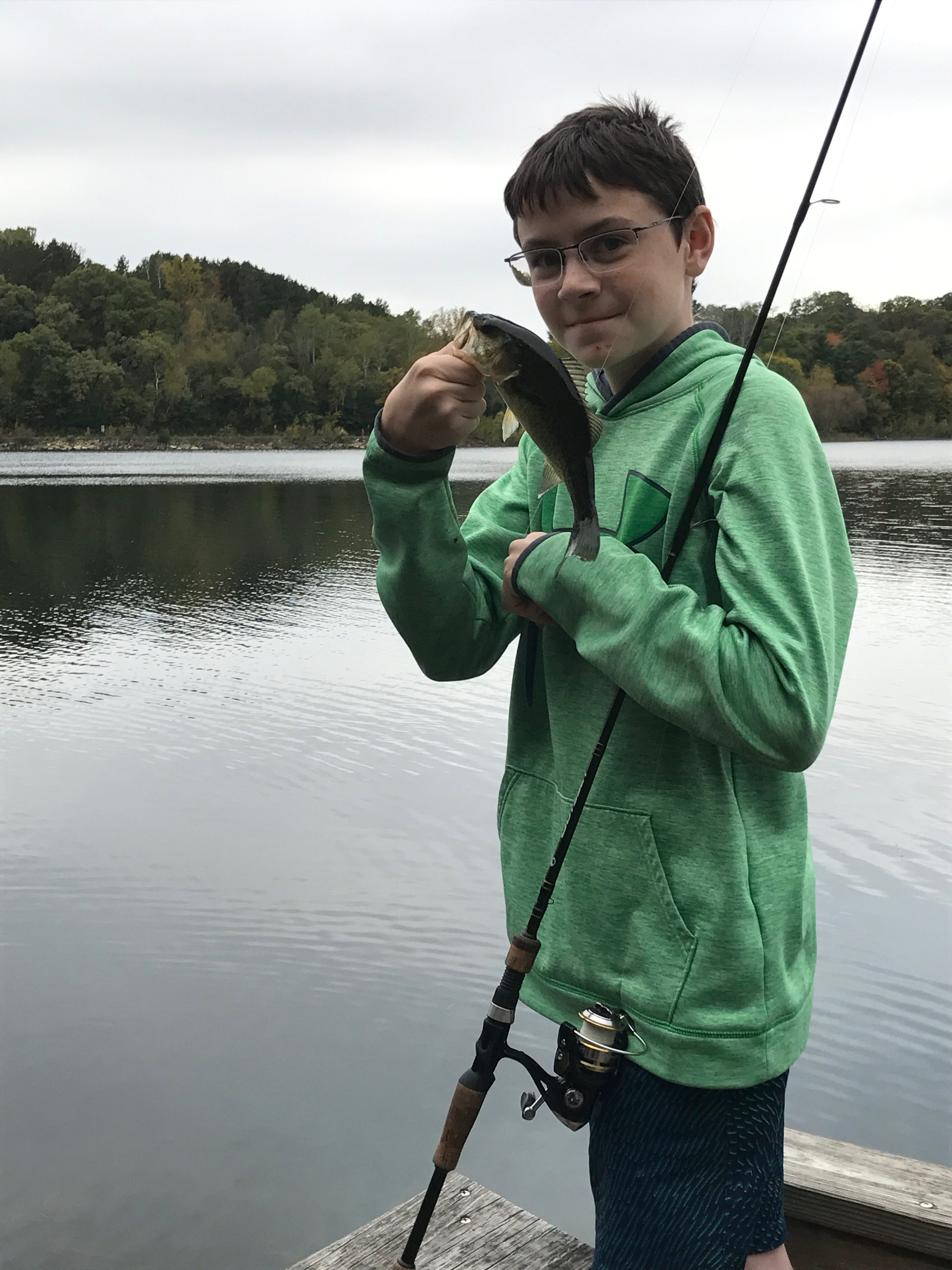 Fishing Club - Hudson Schools