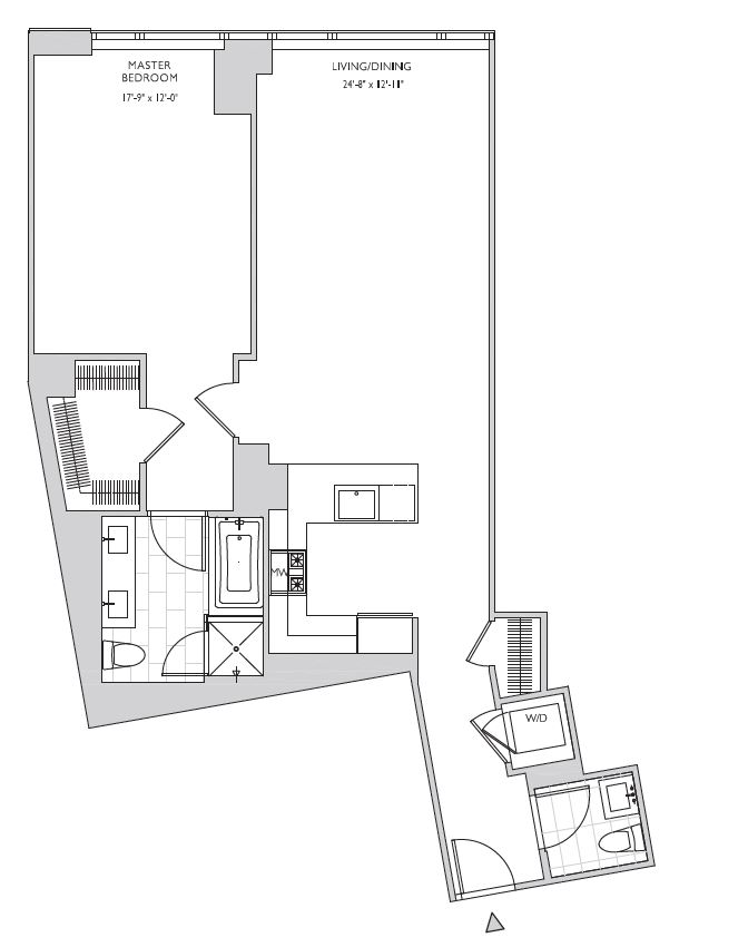 CP Snipped Floor Plan