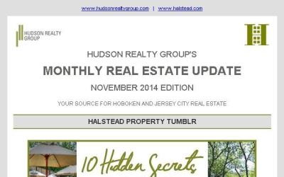Hudson Realty Group Update – November 2014 Edition  |  Hoboken and Jersey City Real Estate
