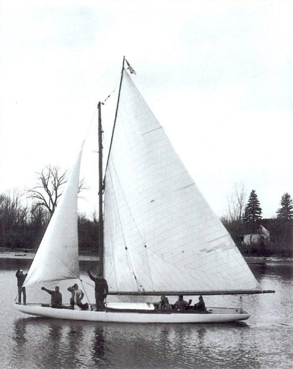 About the Eleanor « Hudson River Historic Boat Restoration ...