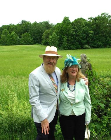 Board Member Beth Neville and her husband Robert