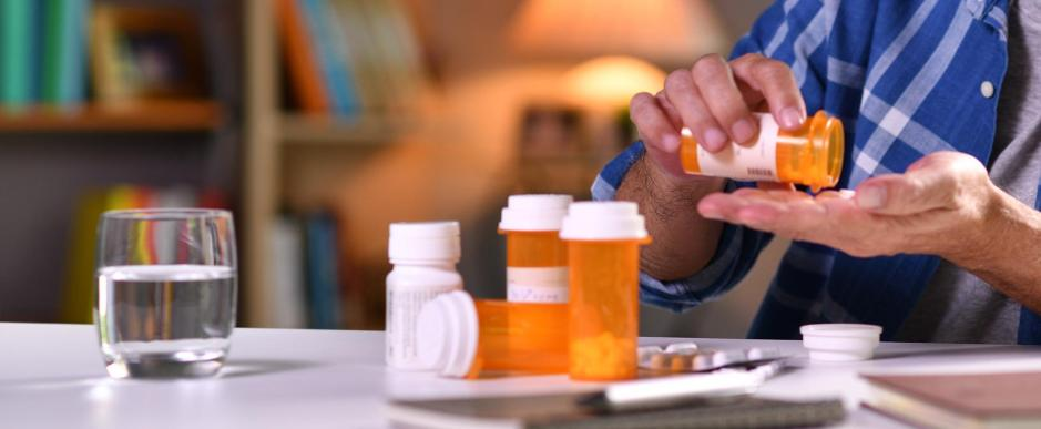 Accidental Medication Poisoning