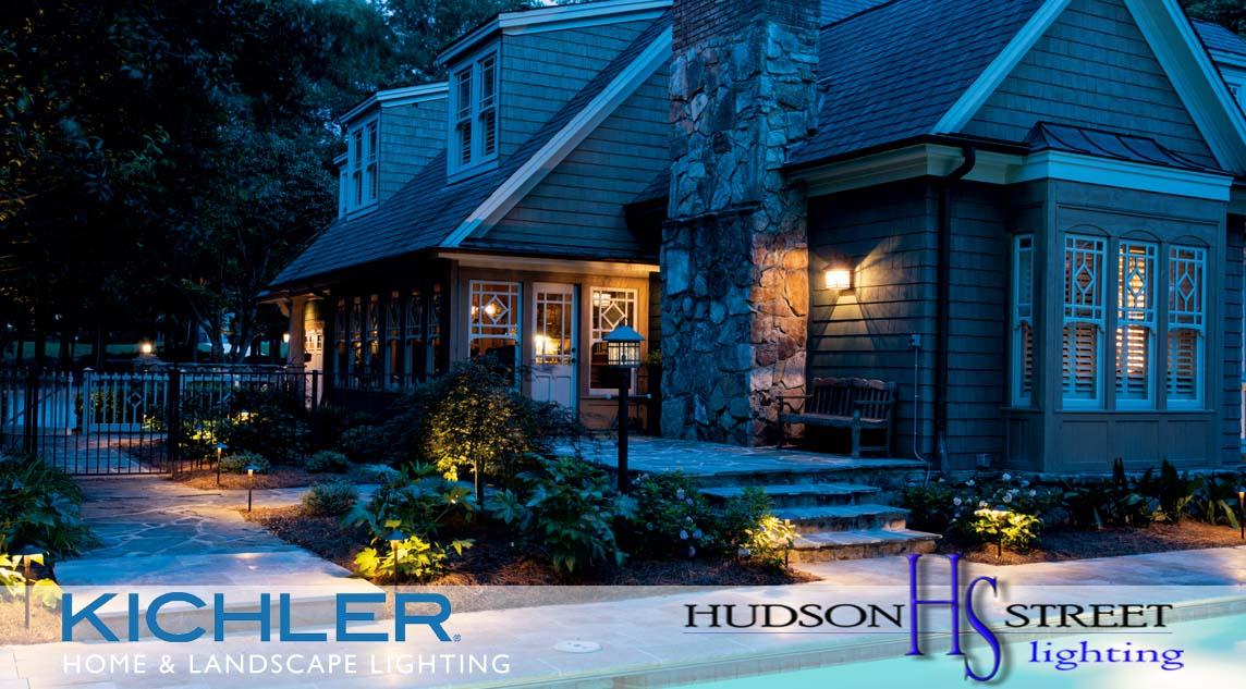 led custom home lighting