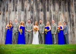 Stone Tavern Barn Wedding