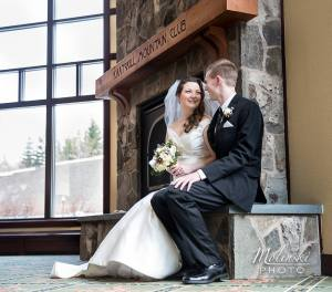 Hunter Mountain Wedding