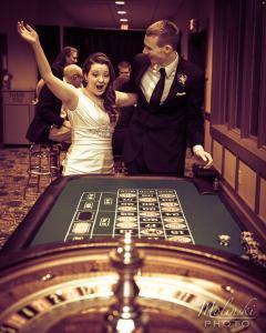 Casino Wedding