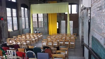 Basilica Hudson Ceremony