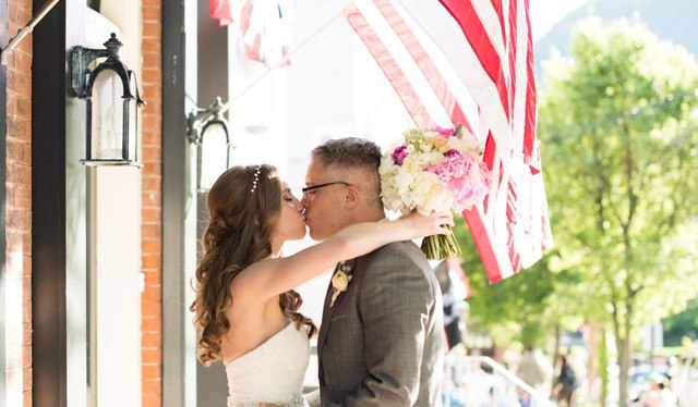 Hudson Valley Ceremonies Wedding at Highlands Country Club