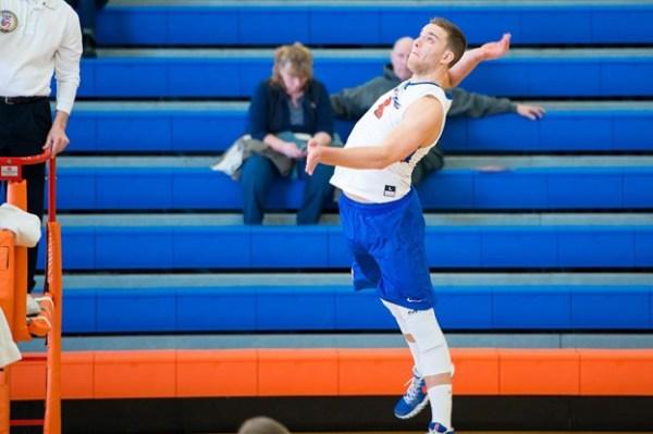 No. 3 Men's Volleyball Downs No. 15 Juniata - Hudson ...