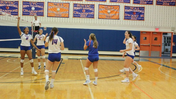 New Paltz Women's Volleyball Collects Fourth-Straight Win ...