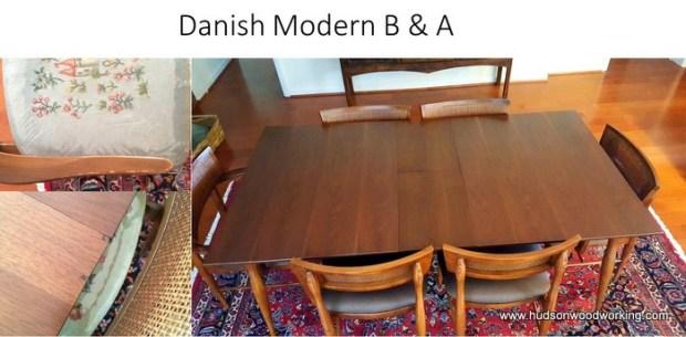 Danish Modern B & A