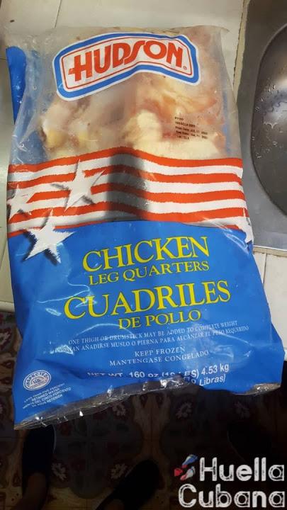 Disminuyen un 30% las importaciones de pollo a Cuba desde Brasil