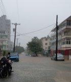 Impactantes imágenes de La Habana bajo agua tras una tormenta local (4)