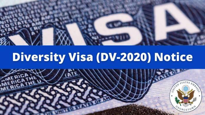 Se acaba el tiempo para la visa de los cubanos ganadores del bombo 2020