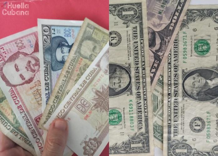 Unificación monetaria en Cuba descubriendo la tasa de cambio CUP-USD