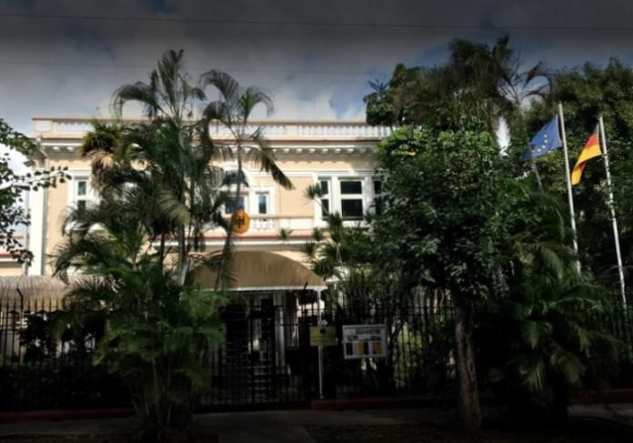 Embajada de Alemania en Cuba abre sección de visados para algunas excepciones