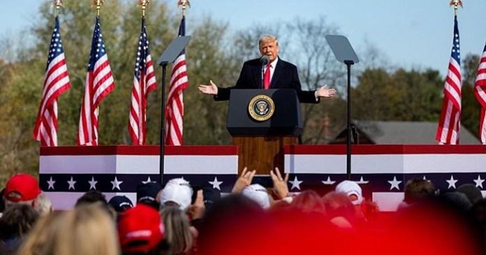 Trump declara victoria antes de tiempo y critica conteo de votos