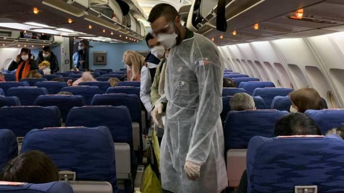 pasajeros covid