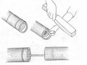 Colocación de varilla