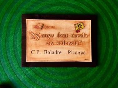 cerámica personaliza para escuelas