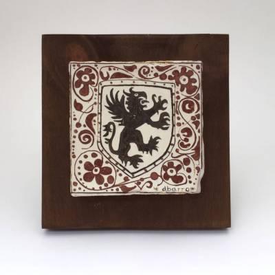 socarrat artesano escudo dragon