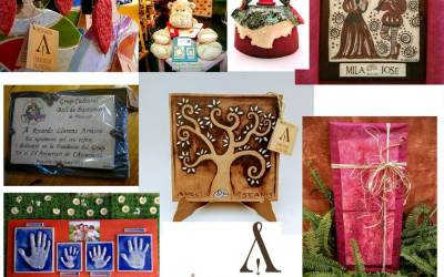 Regalos originales para aniversarios y regalos de familia