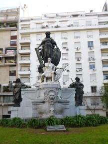Monumento a Carlos Pellegrini