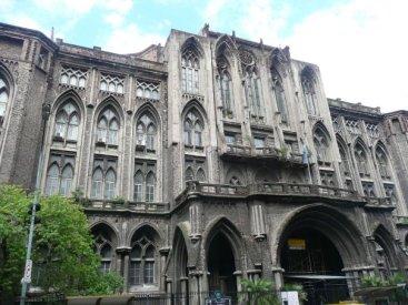 Actual estado del Edificio perteneciente a la Facultad de Ingeniería de la Universidad de Buenos Aires