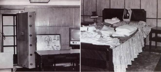 Imágenes del Bunker