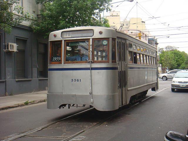 Tranvía Histórico de Caballito