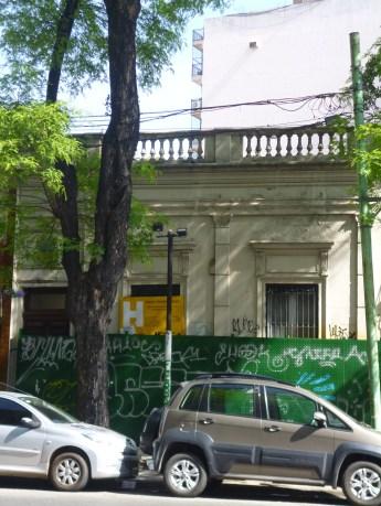 Casa de Evaristo Carriego en la actualidad