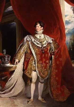 Jorge IV, Príncipe de Gales
