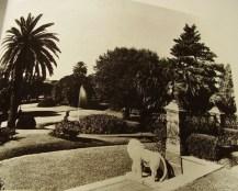 Jardines del Palacio diseñado por Carlos Thays