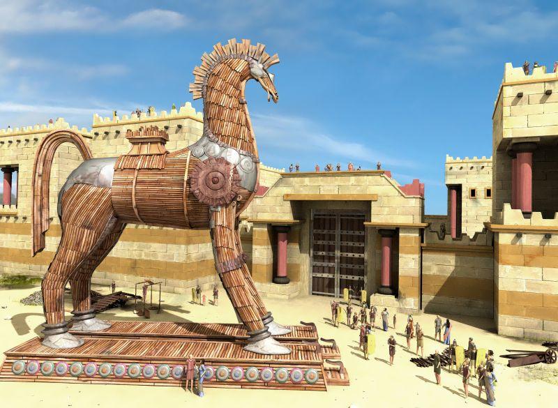 Cavall de Troia