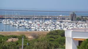 Puerto de Mazagón. / Foto: Mazagonbeach