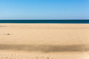 Las playas son de arena blanca y fina.