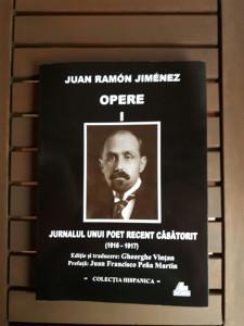 El ejemplar en su versión rumana.