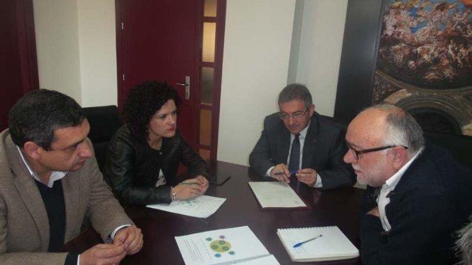 La Universidad de Huelva participará en la elaboración del Plan Estratégico para la provincia