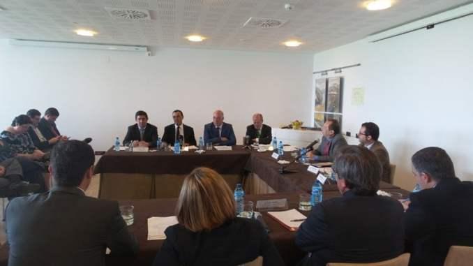 Ignacio Caraballo asegura que las diputaciones son imprescindibles para los municipios pequeños y para garantizar la igualdad de todos los ciudadanos