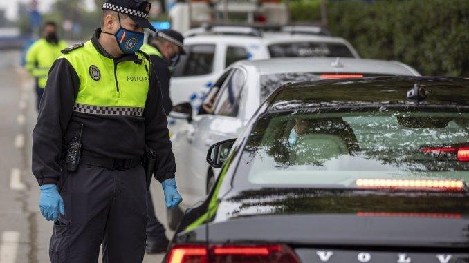 control policia local Huelva