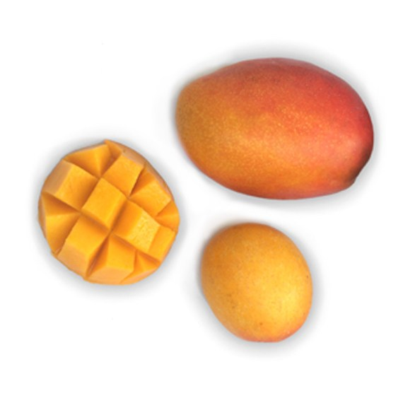 mango irwin maduro y mango bombón