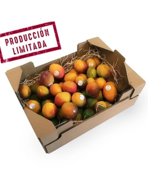 Caja de mango bombón