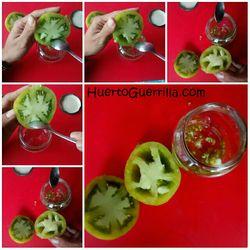 Conseguir semillas de tomate.