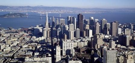 San Francisco desde el aire